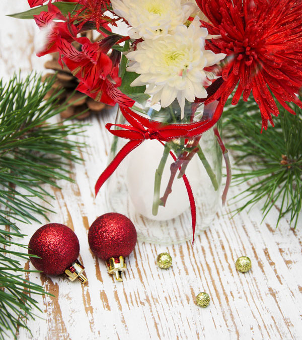 Floral Decorating Ideas for the Perfect Holiday Home